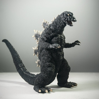 X-Plus 25cm Godzilla 1966 Vinyl Figure Review