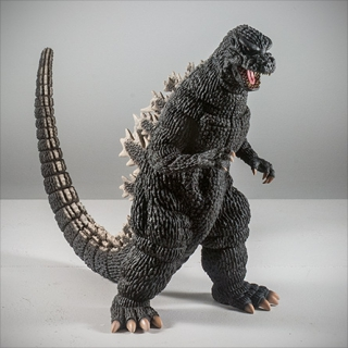 X-Plus 29cm Godzilla 1984 Vinyl Figure Review