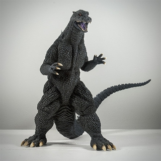 X-Plus 30cm Series Godzilla 2004 Vinyl Figure Review