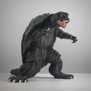 X-Plus Daiei 30cm Series Gamera 1995 Vinyl Figure Review