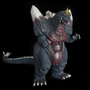 FULL REVIEW: X-Plus Toho 30cm Series Space Godzilla Vinyl Figure