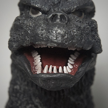 X-Plus Godzilla 1975 Lower Teeth.