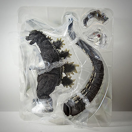 X-Plus Large Monsters Series Godzilla 1975 - Box 2.