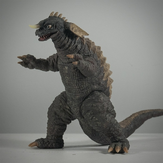 Full Review: X-Plus Baragon 1965 Large Monster Series Vinyl Figure