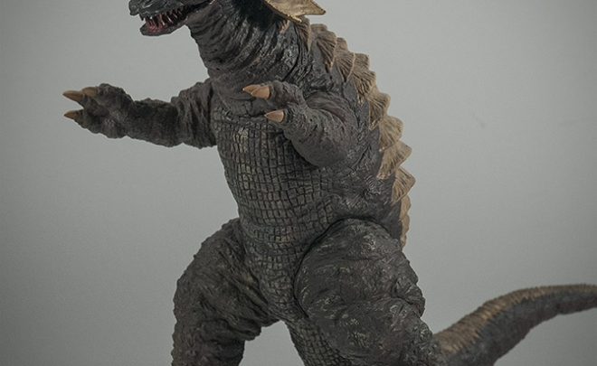 X-Plus Baragon Vinyl Figure Review.