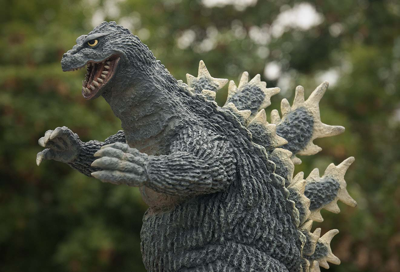 Full Review X Plus Godzilla 1962 Vinyl Figure