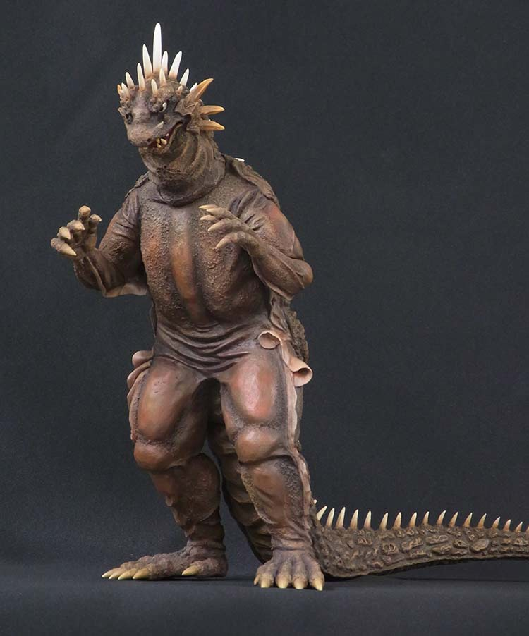 Diamond to release X-Plus Varan vinyl figure re-issue in wave 3.