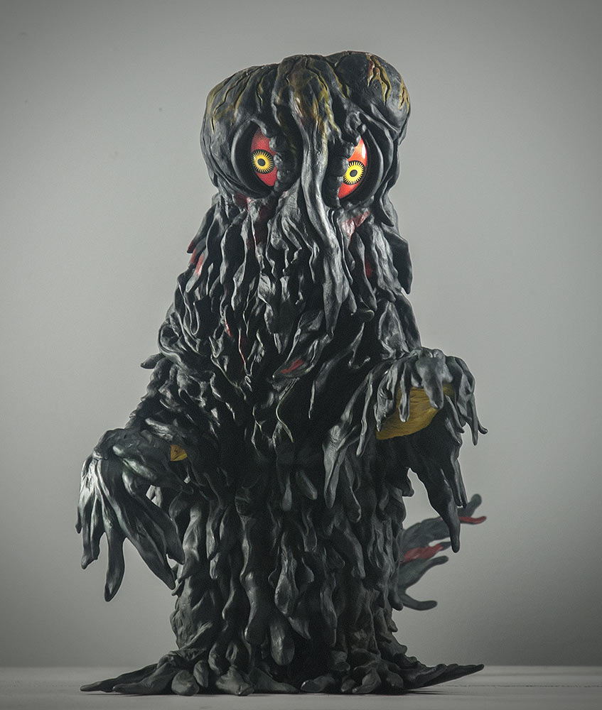 X-Plus 30cm Series Hedorah Smog Monster Reissue.