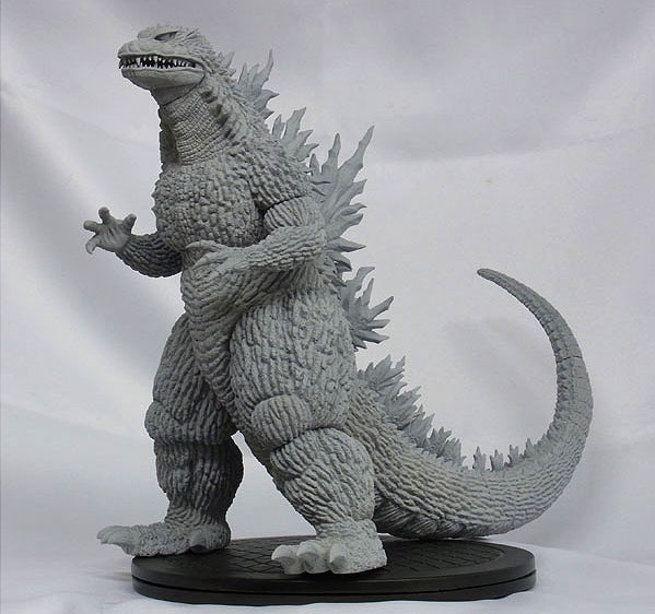 News: X-Plus Godzilla 1999 3/4 view.