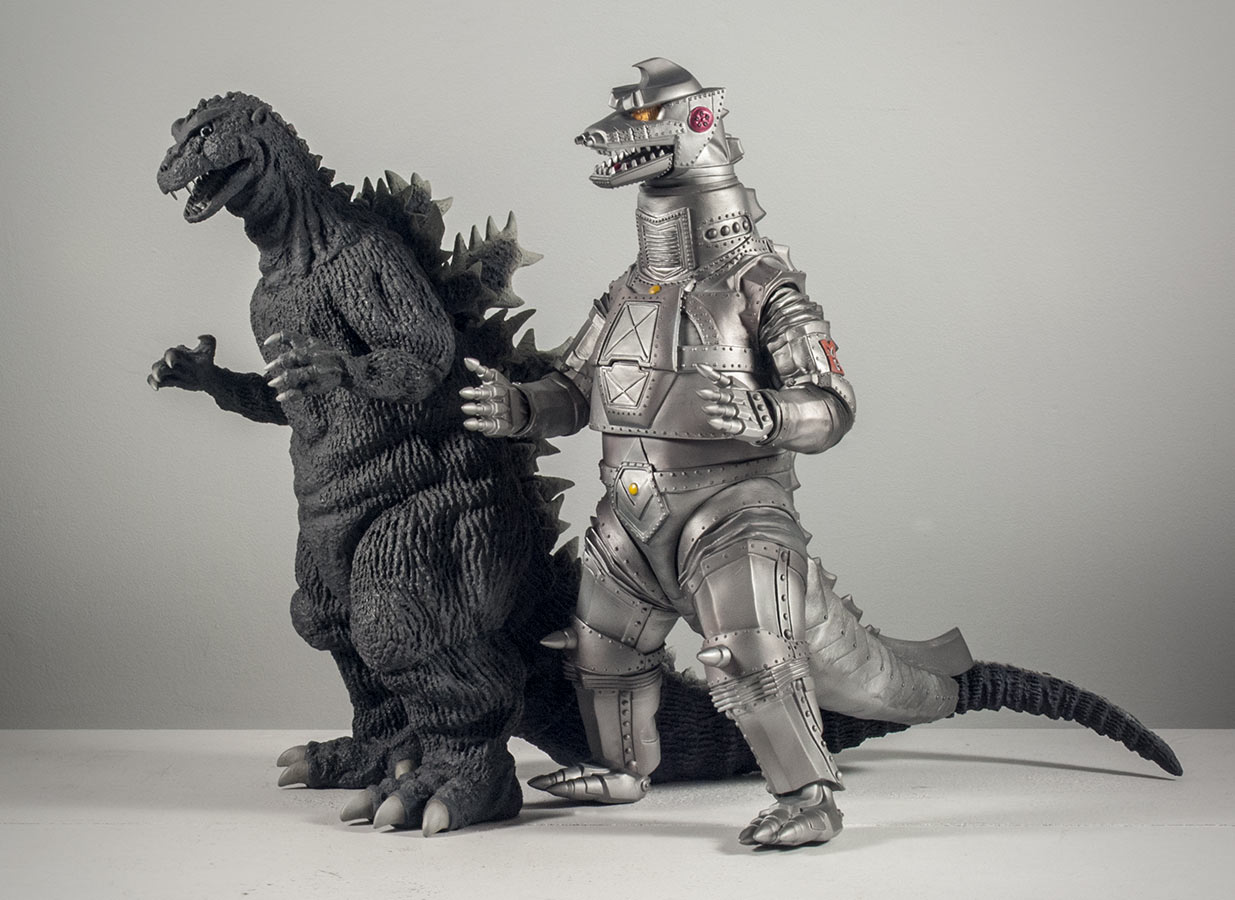 Full Review X Plus Toho 30cm Series Mechagodzilla 1974