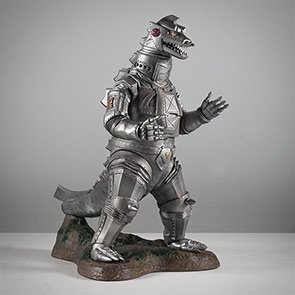 X-Plus 30cm Mechagodzilla 1974 Vinyl Figure Review.