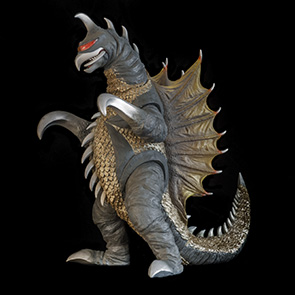 X-Plus Gigan Vinyl Figure Kaiju Addicts Review.
