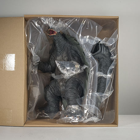 Gamera 1999 Packaging.