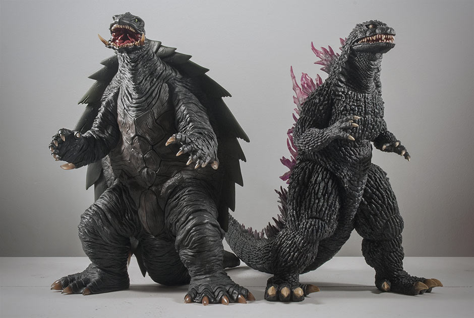 XPlus-Godzilla99-with-Gamera99