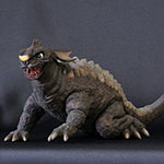 X-Plus Large Monster Series Baragon (Crawling) 1965.