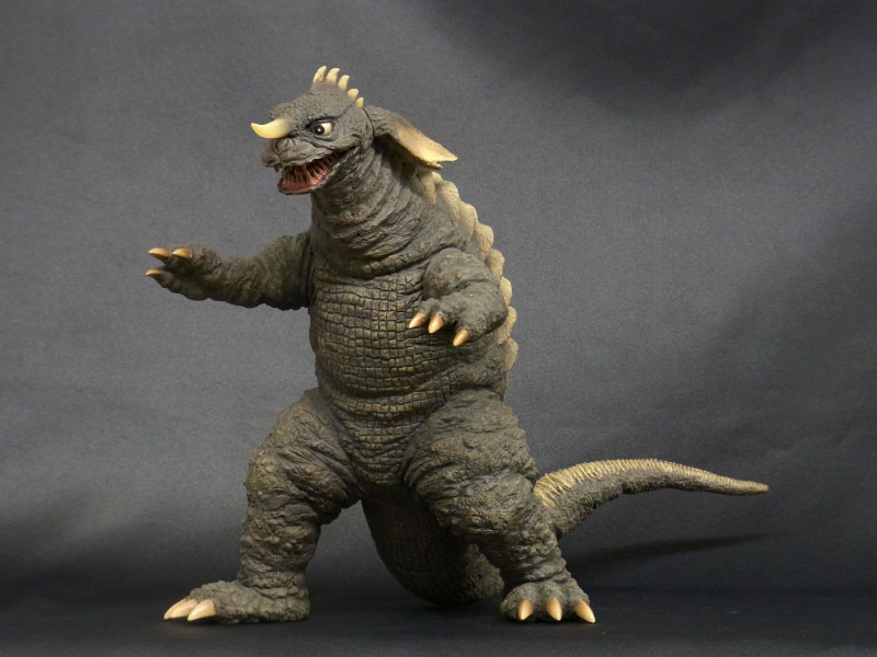 X-Plus Large Monster Series Baragon (standing), 1965.