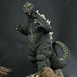 X-Plus Large Monster Series Godzilla 1964.