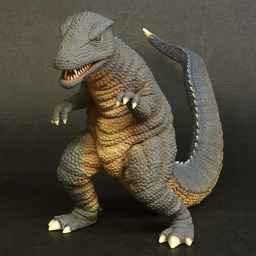 X-Plus Large Monster Series Gorosaurus 1968 vinyl figure.