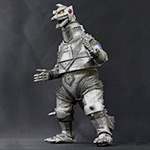 X-Plus Large Monster Series Mechagodzilla, 1975.