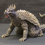 X-Plus 30cm Series Anguirus 1968.