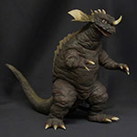 X-Plus Toho 30cm Baragon 1968 Wonder Fest.