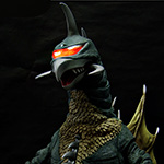 X-Plus toho 30cm Series Gigan 1972, 2015 Reissue.