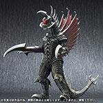 Toho 30cm Series Gigan 2004 Start! Version vinyl figure by X-Plus.