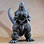 Yuji Sakai Modelling Collection Godzilla 1991 vinyl figure by X-Plus.
