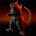 Toho 30cm Series Godzilla 1999 Poster Image Version vinyl figure by X-Plus.