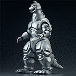 Toho 30cm Series Mechagodzilla (1993 Version) vinyl figure by X-Plus.