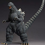 Toho 30cm Series Yuji Sakai Modeling Collection Godzilla 1991 Shinjuku Version vinyl figure by X-Plus.