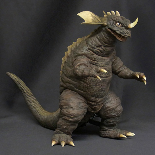 Godzilla Kaiju 12in Series Baragon 1965 Vinyl Figure.
