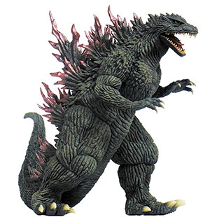 X-Plus 12in Series Godzilla 1999 2K Millennium Ver. 2.