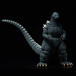 X-Plus 30cm Series Yuji Sakai Modeling Collection Godzilla 1992 vinyl figure.