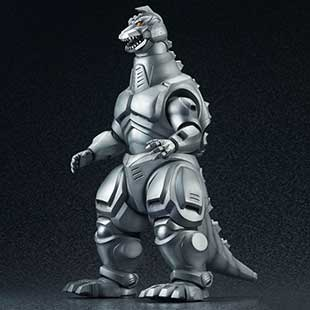 X-Plus 30cm Series Mechagodzilla 1993 vinyl figure.