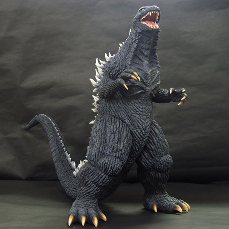 X-Plus Godzilla 2003 Diamond Re-issue Vinyl Figure.