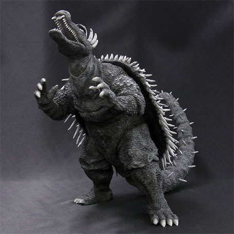 X-Plus Toho 12in Series Anguirus 1955 Vinyl Figure - Diamond Reissue.