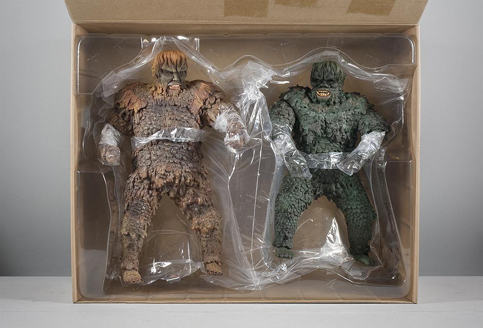 Packaging of the X-Plus Gargantua Set.