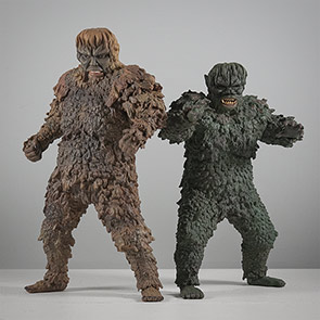Full Review: X-Plus Sanda vs. Gaira, War of the Gargantuas Vinyl Figure Set (Diamond Re-Issue)