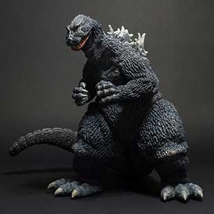 Gigantic Series Godzilla 1962 by X-Plus.