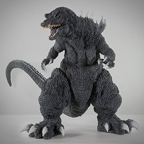 Kaiju Addicts X-Plus Gigantic Godzilla 2001 GMK Vinyl Review.