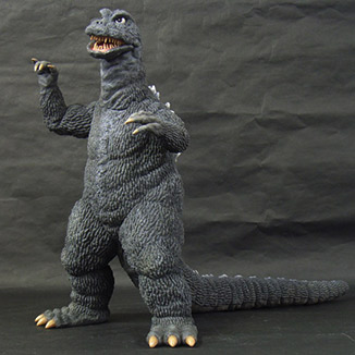 X-Plus Godzilla 1968 Vinyl Figure Diamond Re-Issue.
