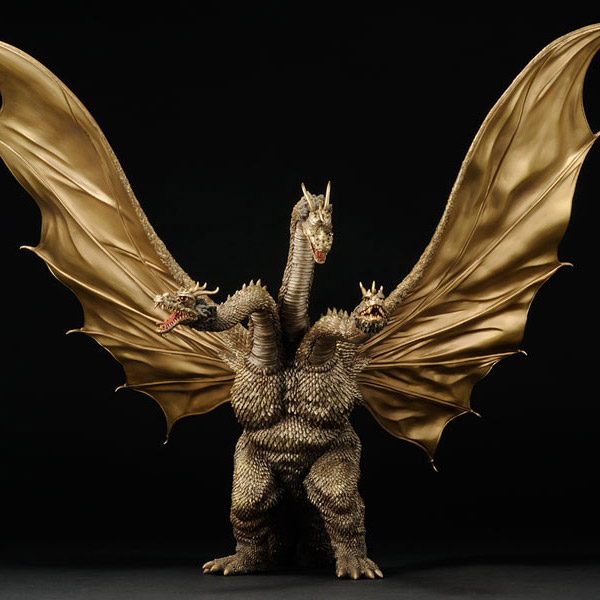 X-Plus King Ghidorah Bluefin Reissue.