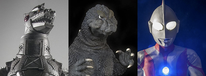 Kaiju Addicts Facebook Page Cover Photo.