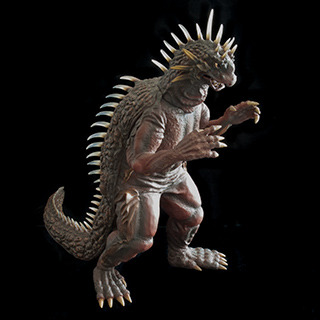 Full Review: X-Plus 30cm Series Varan Diamond Reissue Vinyl Figure