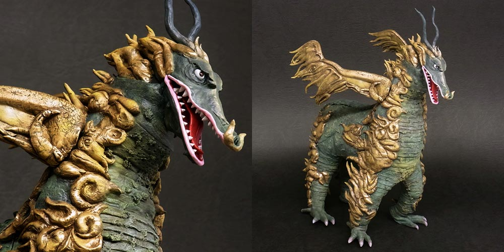 X-Plus Gigantic Series Dodongo.