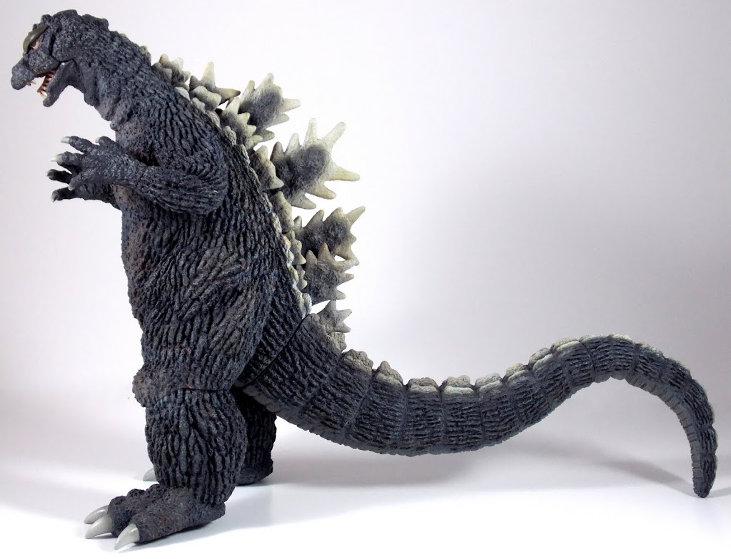X-Plus 30cm Series Godzilla 1964 Product Photo Gallery by ...