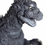 X-Plus Godzilla 1954 Vinyl Figure. Photo by Lester Wayne Daniels.