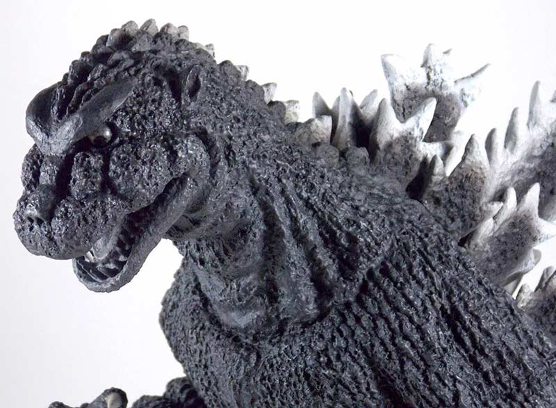 X-Plus 30cm Series Godzilla 1954 Product Photo Gallery by Lester Wayne Daniels