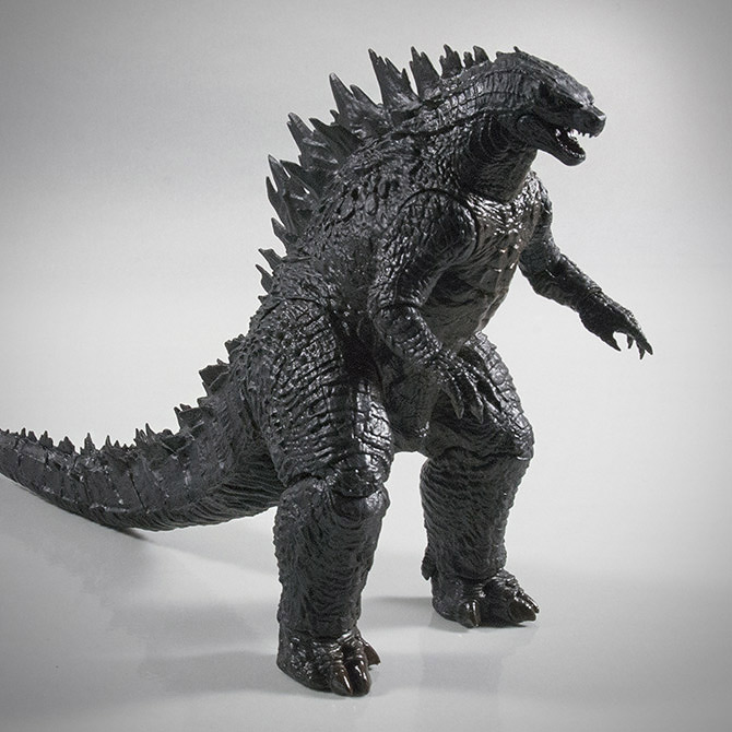 NECA 12inch Head-to-Tail Action Figure Review.